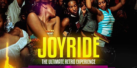 YAARD SESSION Presents JOY RIDE tickets