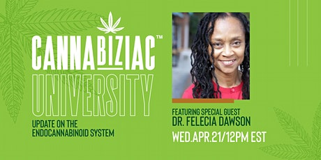 Cannabiziac™ University tickets