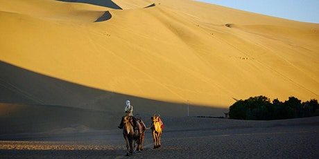 Trading Comfort for Adventure: The Silk Road in China (Sat) tickets