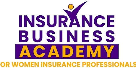Insurancepreneurs Business Academy tickets