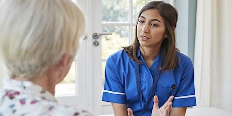Nursing associate role in Primary care  Webinar (13:00 - 14:00) tickets