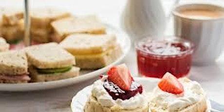 English Afternoon Tea Fundraiser tickets