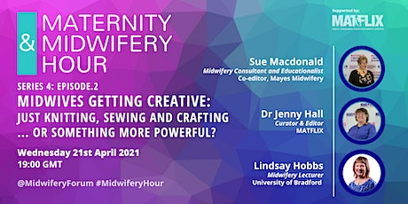 S4: EP.2 Midwives Getting Creative:  methods in education and research tickets