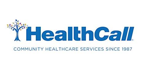 HealthCall Virtual Career Fair tickets