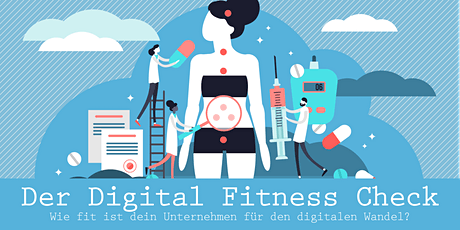 Session #2: Der Digital Fitness Check! Tickets