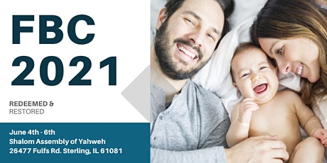 Family Builders Conference 2021: Redeemed & Restored tickets