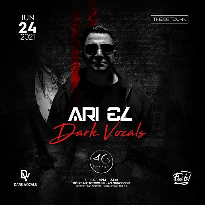 Ari El - Dark Vocals image