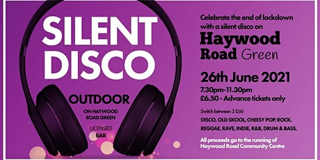 Silent Disco 2021 tickets