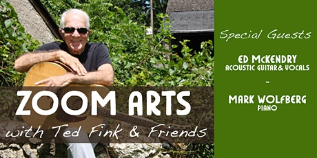 Zoom Arts with Ted Fink & Friends tickets