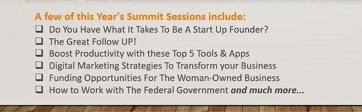 Business Fireside Virtual Reimagine Summit 2021 image