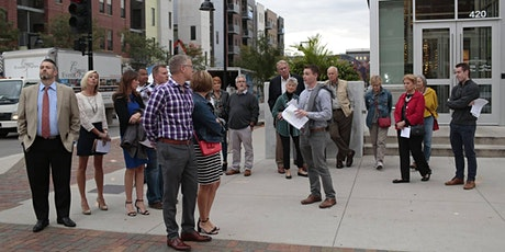 Architecture on the Move:  Guided Walking Tours of Downtown Des Moines tickets