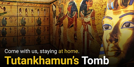 Tutankhamun's Tomb: Ancient Egypt Virtual Tour tickets