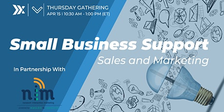 Small Business Support: Sales and Marketing Tickets
