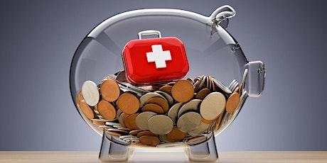BALANCE Webinar - Financial First Aid tickets