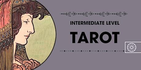 Intermediate Level Tarot | Betty Jane Ware tickets