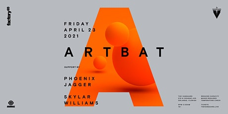 FACTORY 93 Presents : ARTBAT entradas