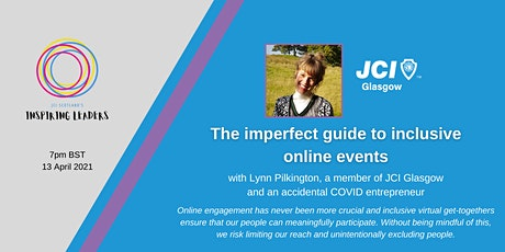 The imperfect guide to inclusive online events tickets