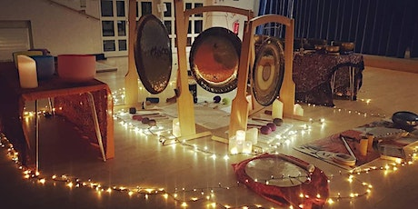 Sacred Sound Inspirations  Summer Solstice Gong Meditation Epping  2021 tickets
