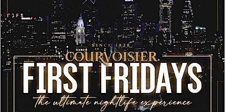 Courvoisier First Friday tickets