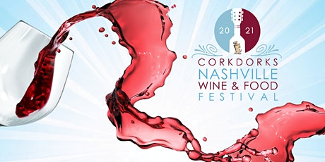 The Nashville Wine and Food Festival tickets