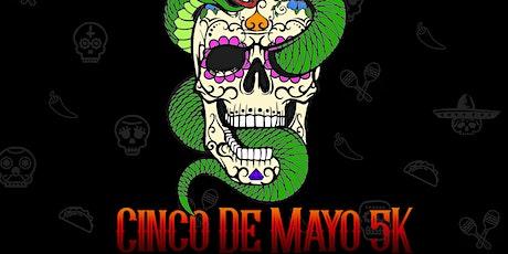 Cinco De Mayo 5k tickets