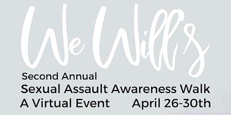 Sexual Assault Awareness Walk tickets