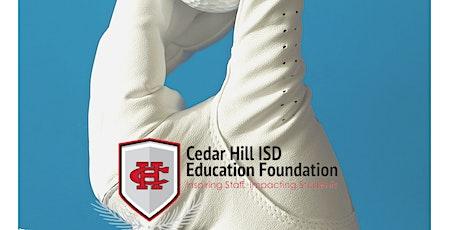Cedar Hill ISD Education Foundation Golf Tournament tickets
