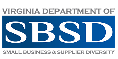Webinar:  Time to ScaleUP  - Virginia's Procurement System (eVA) tickets