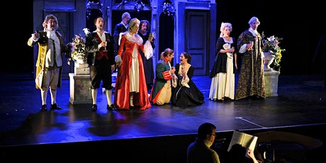 Opera Brava Presents The Marriage of Figaro by Wolfgang Amadeus Mozart tickets