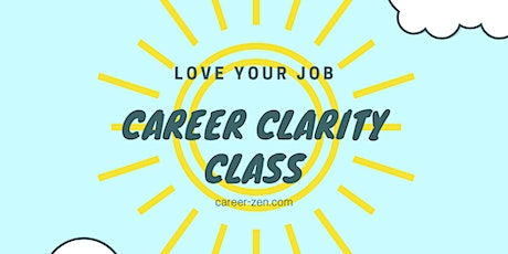 Career Clarity Class tickets