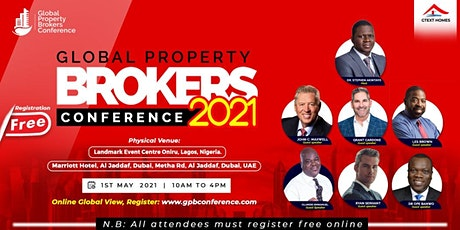 Global Property Brokers Conference tickets