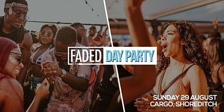 Faded Bank Holiday Day Party tickets