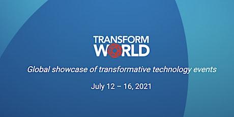Transform World tickets