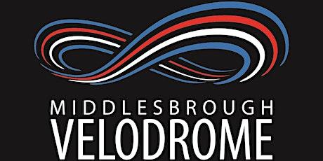 Middlesbrough Track League - SQT  - April 14th 2021 7.00-9.00pm tickets