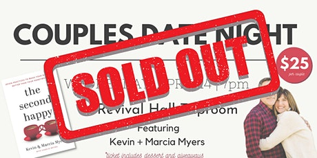 Couples Date Night | Featuring Kevin and Marcia Myers tickets