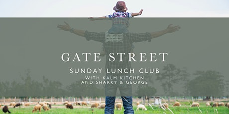 Sunday Lunch Club tickets