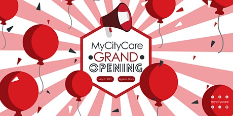 MyCityCare Okotoks Grand Opening tickets