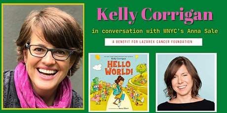"""Rakestraw Books """"Live at Home!"""" with Kelly Corrigan &  Anna Sale tickets"""