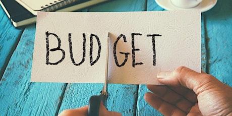 BALANCE Webinar - 30 Ways to Trim A Budget tickets
