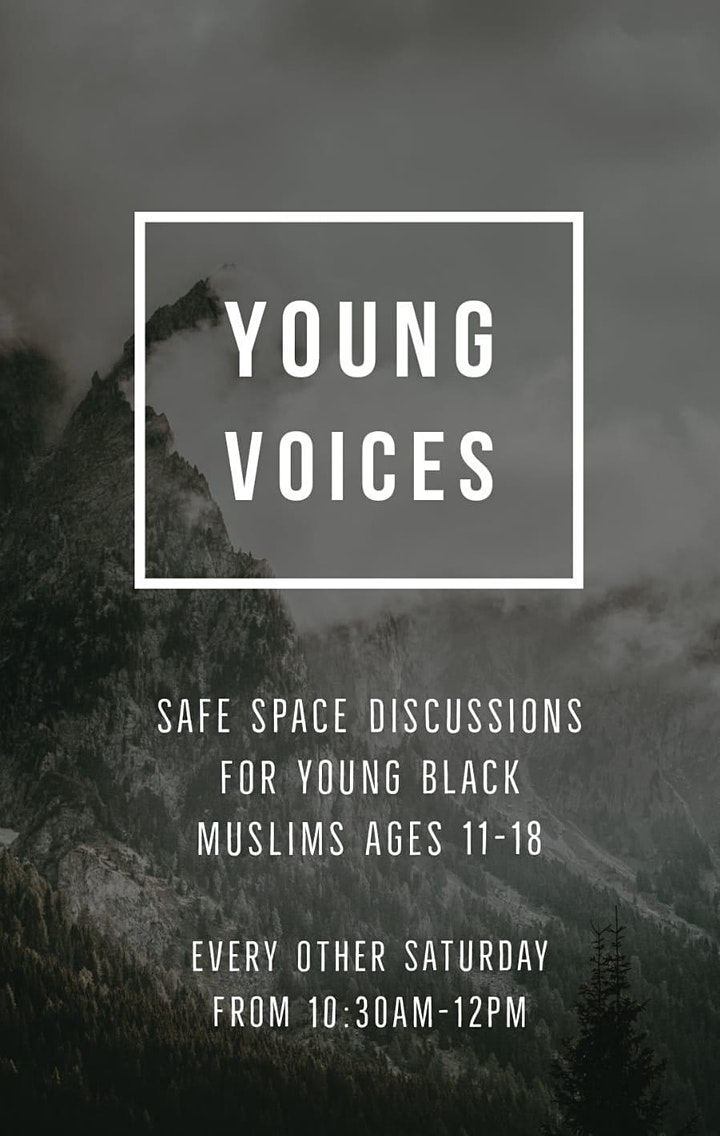 Young Voices - Black Muslim Youth Circle image