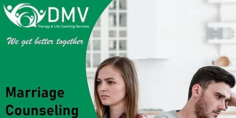 Virtual Monday Marriage/Relationship Group Counseling. Re-igniting love tickets