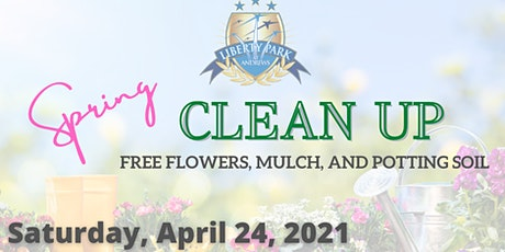 Spring Cleanup tickets