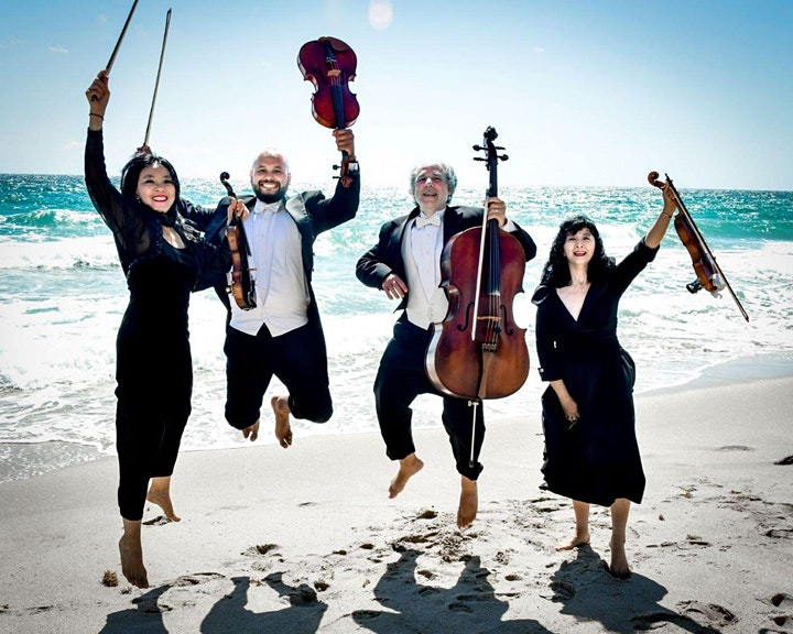 Allegro Series featuring the South Florida Symphony String Quartet image