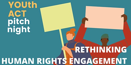 Pitch Night: Rethinking Human Rights Engagement tickets