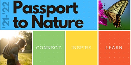 Passport to Nature Kids' Activity: Nature Journal Hike tickets