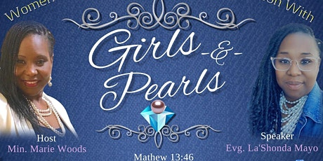 GIRLS -N- PEARLS tickets
