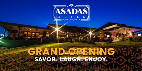 Asada's Grill Grand Opening tickets