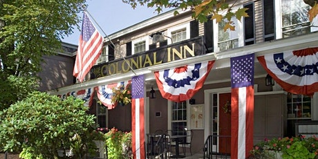Parnormal Investigation and Dinner at Concord's Colonial Inn 5/11/21 tickets