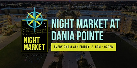 Night Market at Dania Pointe tickets