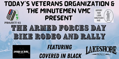 The Armed Forces Day Bike Rodeo & Rally tickets